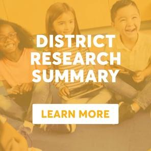 MVWSD Research Summary